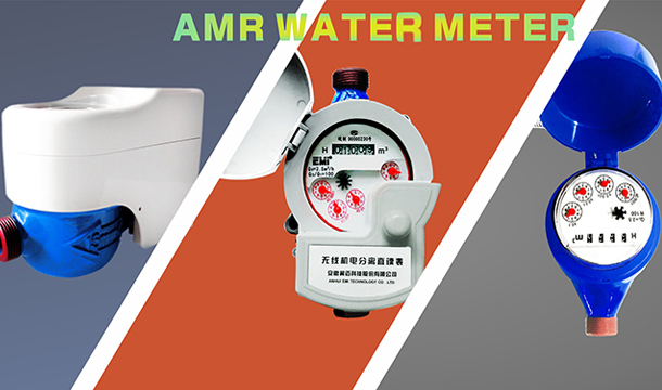 Outline of Smart water meter(AMR water meter)